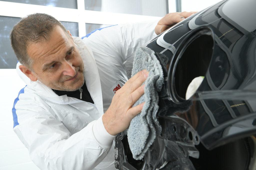 Auto Lack Pflege