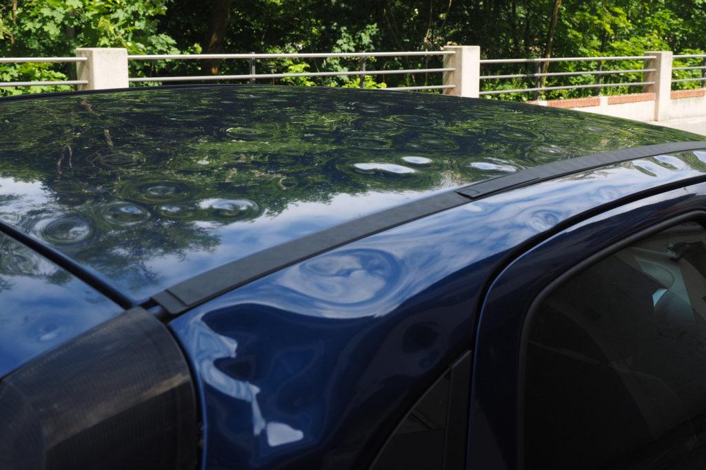 Hagelschaden Autodach